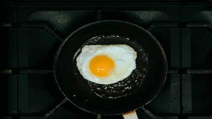 Bored Of Eating Boiled Eggs In The Morning? Try Fried Eggs