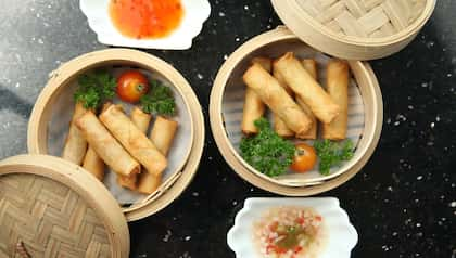 Craving Chinese? Here's A Complete Dinner Menu For A Chinese Feast At Home
