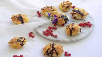 Everything About Choux Pastry Balls, Profiteroles