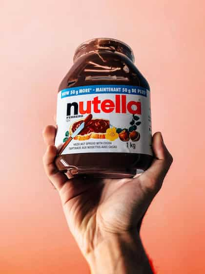 Everything Is Fair When It Comes To Love, War and Nutella