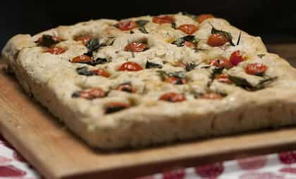 History Of Focaccia Bread: The Side Dish That Took Over