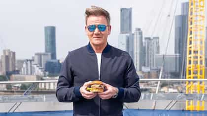 Viral: Celebrity Chef Gordon Ramsay Reacts To Lava Being Poured On A Hot Dog