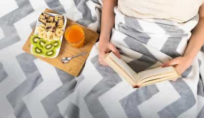 Want To Get A Better Nights' Sleep? Try These 5 Natural Ways