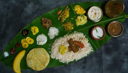 Onam Sadhya: The Massive Vegetarian Feast You Must Try Once In Life