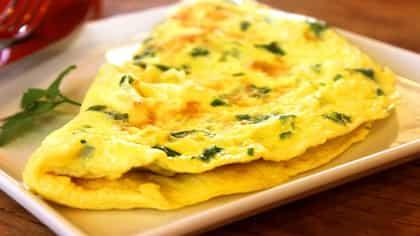 How To Make An 'Eggless' Omelette For Breakfast