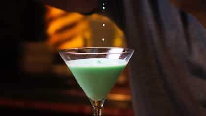 Paan Martini: A Striking Indian Take On Your Classic Martini