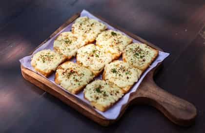 Here's A Fancy Chilli Cheese Toast To Make At Home this Weekend