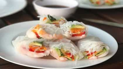 Vietnamese Spring Rolls: How To Make This Delicate And Colourful Dish?