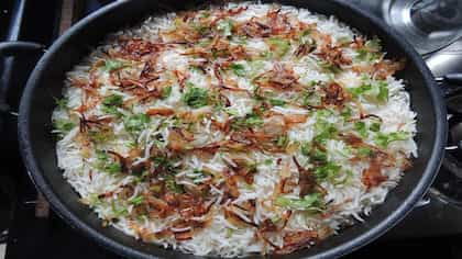 This Sofiyani Biryani From The Nizams Of Hyderabad Is Sheer Royalty For Our Tastebuds