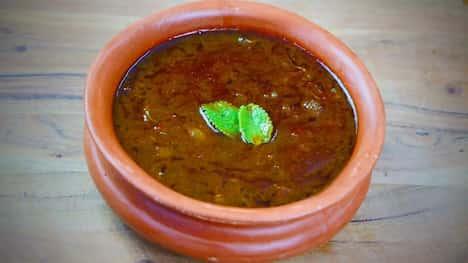 Spicy Oregano Curry