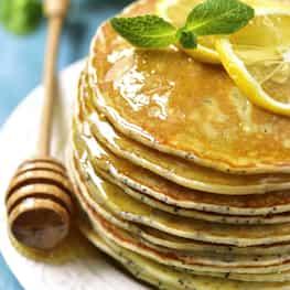 Bane Mote(Poppy Seeds Pancake)