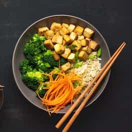 Honey Tofu And Broccoli Stir Fry