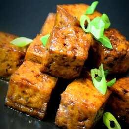 Xiao's Cola Tofu