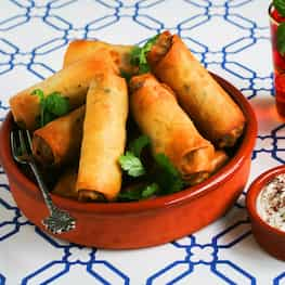 Moroccan Spring Roll